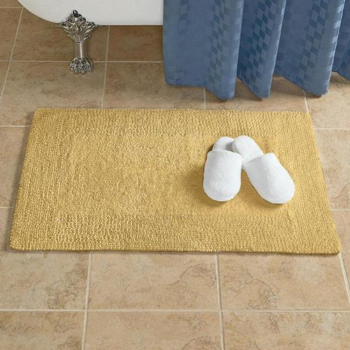 Reversible Bamboo/Cotton Bath Rugs