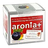 Aronia+ Immun Monatspackung Trinkampullen 30X25 ml