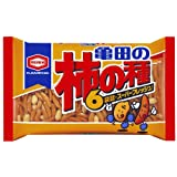 Amazon.co.jp: 亀田製菓 亀田の柿の種6袋詰 210g×6袋: 食品&飲料