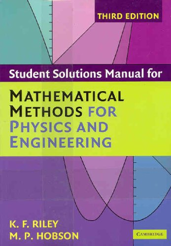 Mathematical Methods for Physics and Engineering Third Edition Paperback Set: Textbook & Solutions