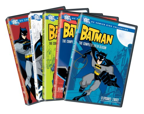 Batman The Complete Seasons 1-5 at Gotham City Store