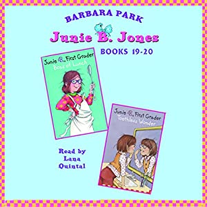 Junie B. Jones: Books 19-20 Audiobook