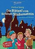 Die Rätsel von Schloss Finkenstein: Ein Krimi zum Mitraten (dtv junior)