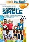 Die gro�en Spiele: Basketball, Fu�bal...
