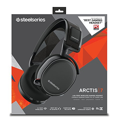 Steelseries Arctis 7 Wireless Gaming Headset With Dts