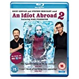 An Idiot Abroad - Series 2 [Blu-ray] [Region Free]by Karl Pilkington