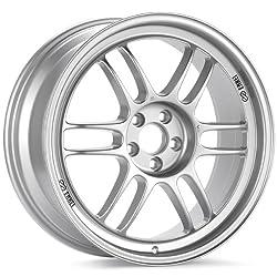 Enkei RPF1 Rim Silver 18×9.5 +38 5×100 (1 New Wheel)