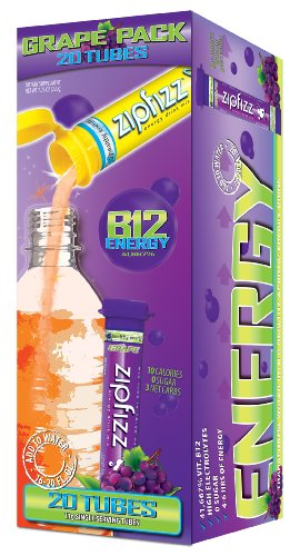 ZipFizz Grape 20