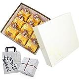 鶴屋八幡 和風スイートポテト さつま大納言 9個入 包装済み [のし可能] ショップ袋付き