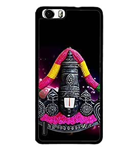 Vizagbeats Lord Venkateswara Back Case Cover for HUAWEI HONOR 6 PLUS