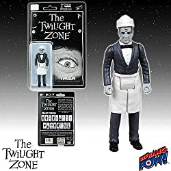The Twilight Zone Venusian 3 3/4-Inch Figure Series 2