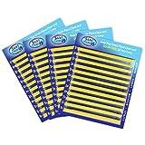 Sani Sticks, the Superior Odor Killer and Drain Cleaner Solution, Lemon Scent - 48 Pack