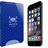 Skinomi Tech Glass - Apple iPhone 6 Glass Screen Protector 4.7 with Lifetime Replacement Warranty / Ultra Thin (.33mm Thickness) Premium Tempered Glass - Crystal Clear 9H Hardness with Oleophobic Coating - 99% Clarity and Touchscreen Accuracy - Retail Packaging