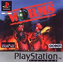 Worms [PlayStation] [Importado de Francia]