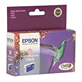 Epson original - Epson Stylus Photo PX 810 FW (T0806 / C 13 T 08064021) - Ink cartridge bright magenta - 220 Pages - 7,4ml