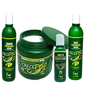 BOE Crece Pelo Combo Set II for Hair Growth