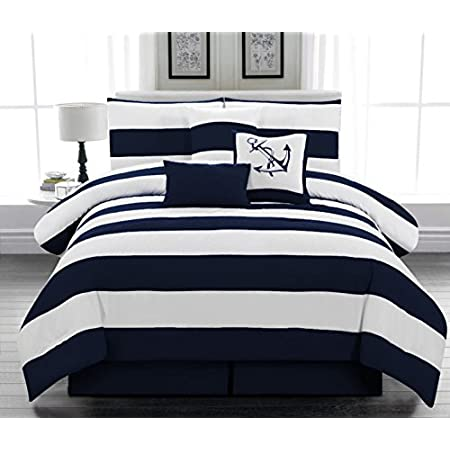 51IxRb1Cu7L._SS450_ The Best Nautical Quilts and Nautical Bedding Sets