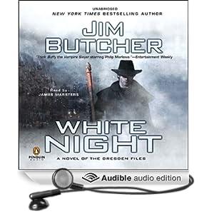 White Night: The Dresden Files, Book 9 (Unabridged)