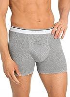 Jockey Men's Underwear Pouch Boxer Brief (2 Pack)