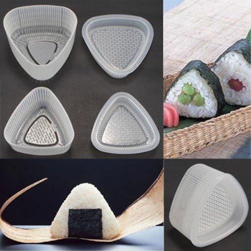 Triangular Sushi Onigiri Rice Ball Frame Food Mould