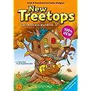 New treetops. Coursebook-Workbook. Con espansione online. Con CD Audio. Per la Scuola elementare: 1