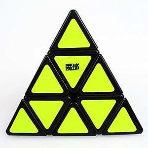 New. Moyu Pyraminx Speed Cube Black