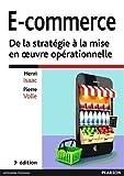 echange, troc Henri Isaac, Pierre Volle - E-commerce: De la stratégie à la mise en oeuvre opérationnelle