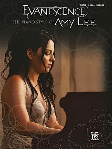 Evanescence - The Piano Style of Amy Lee (PVC)