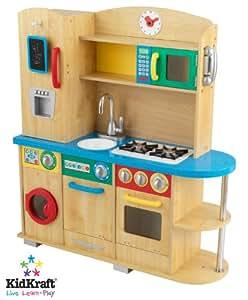 KidKraft Cook Together Kitchen