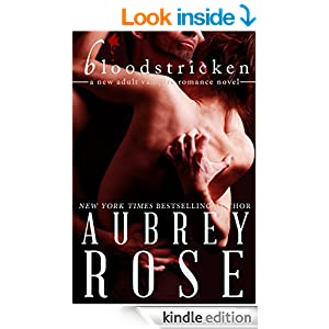 aubrey rose blood stricken book cover