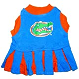 Pets First Florida Gators Cheer Leading XS at Amazon.com