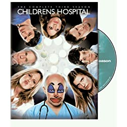 Childrens Hospital: The Complete Third Season