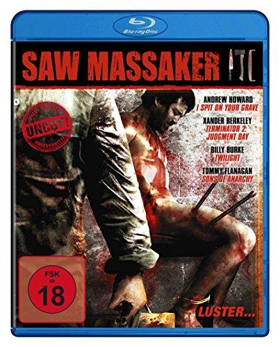 Saw Massaker 3 - Uncut [Blu-ray]