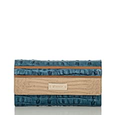 Soft Checkbook Wallet<br>Surf Vineyard