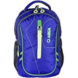 "Aqua By Verage® Hanoi 30 L Polyester Laptop Backpack For 13.5-14.1""Notebook Size"