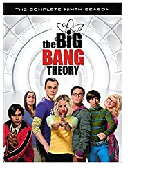 The Big Bang Theory: Season 9 (DVD + Digital Offer)