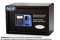 Viking Security Safe VS-20BL Biometric Fingerprint Safe
