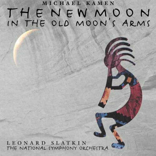 The New Moon in the Old Moon's Arms National Symphony Orchestra, Slatkin Decca 289 467 631-2 (2000)