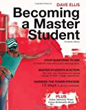 Becoming a Master Student (Available Titles Coursemate)