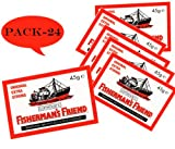Fisherman's Friend Original Extra Strong Lozenges 45g-PACK-OF-24