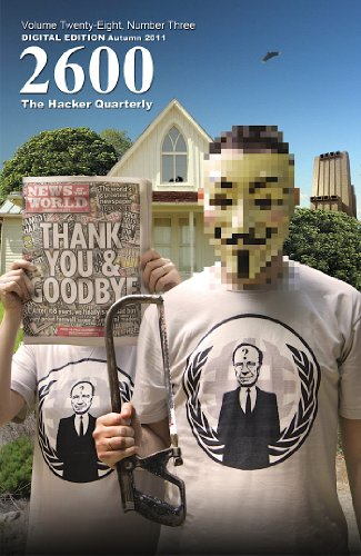 2600 Magazine: The Hacker Quarterly - Digital Edition