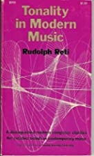 Tonality in modern music by Rudolph Reti