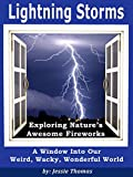 Lightning Storms: Exploring Natures Awesome Fireworks (A Window Into Our Weird, Wacky, Wonderful World Book 3)