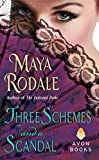 img - for Three Schemes and a Scandal (A Writing Girls Novella) book / textbook / text book