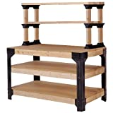 2x4basics 90164 Workbench and Shelving Storage System ~ 2x4basics
