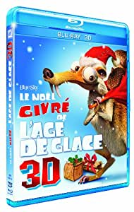 Le Noël de l'Age de Glace - Blu-ray 3D - Exclusivité Amazon