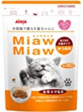 MiawMiaw カリカリ小粒タイプミドル かつお味 580g