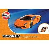 Airfix - Aij6007 - Maquette De Voiture - Quick Build - Lamborghini Aventador