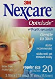 Nexcare Opticlude, Orthoptic Eye Patch 20 ea