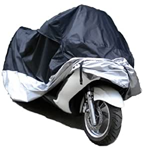 大切なバイクを守る! XXXXL 295×110×140( 防水 防塵【ザイルジャパン】
